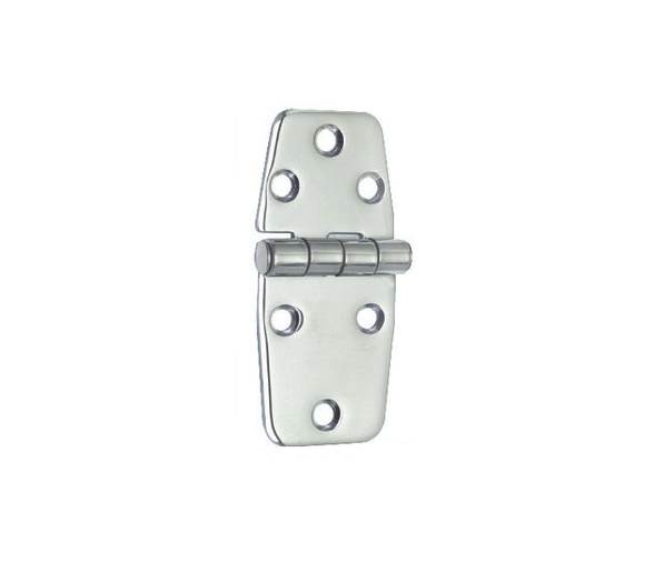 2 mm Thickness 85 x 39 mm Stainless Steel Hinge