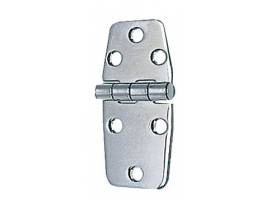 2 mm Thickness 88 x 38 mm Stainless Steel Hinge