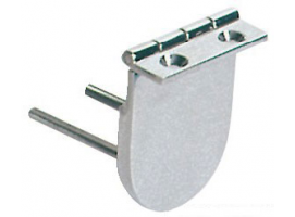 Stainless Steel 103 x 65 mm Hinge