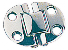 50 x 38 mm Stainless Steel Foldable Hinge