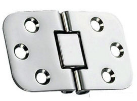 68 x 42 mm Stainless Steel Foldable Hinge