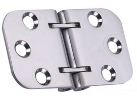 69 x 40 mm Stainless Steel Foldable Hinge