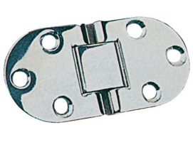 76 x 38 mm Stainless Steel Foldable Hinge