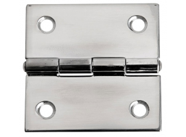 Stainless Steel Square Hinge