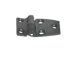 54 x 38 mm Black Nylon Hinge