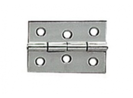 60 x 40 mm Stainless Steel Rectangular Hinge