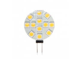 G4 12 LEDs Bulb fitting side