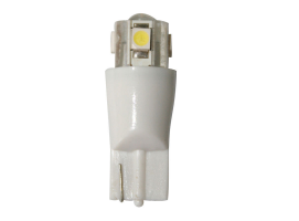 Bulb 12V, LED, T10, cool white