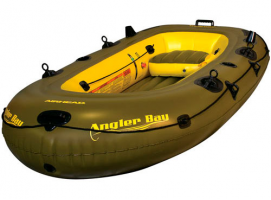 Inflatable Boat Angler Bay 4 People Airhead