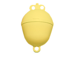 Mooring Buoy Yellow Double Hole