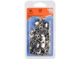 Stainless Steel Snap Fastener