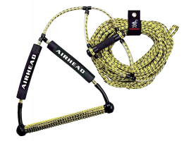 Wakeboard Rope Yellow Handle Phat Airhead