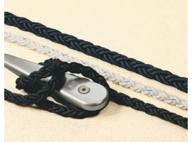 Black Rope for Mooring Octoplait