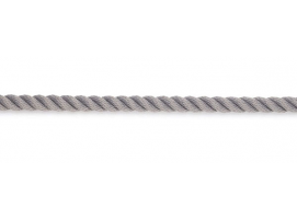 3-strand line grey 10 mm LIROS