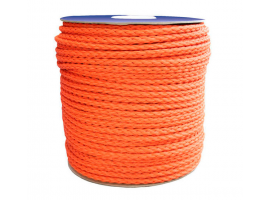 Orange Boat Floating Rope