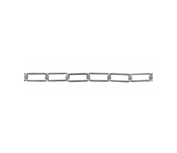DIN763  Chain 8 mm Stainless Steel 1 meter