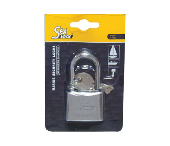 Marine Padlock Long Shackle
