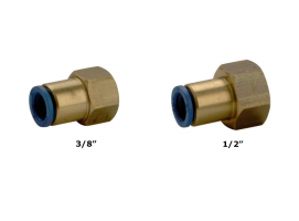 CanSB Female Straight Connector 12 mm