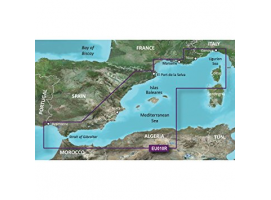 Garmin BLUECHART g3 HD REGULAR Cartography