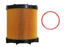 Gasoil Filter Spare Cartridge