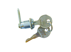 Lock For Hatches, Stainless Steel