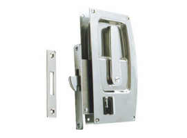 Lock with Lever for Sliding Doors
