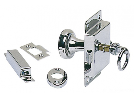 Lock for W.C. units