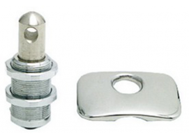 De luxe Stainless Steel Peak Latch