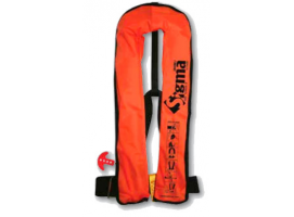 Llife Jacket Sigma Work Inflatable 170N LALIZAS