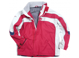 Sailing Jacket Free Sail FS Red