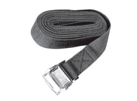 TIE DOWN STRAP WITH SELF PADDED BUCKLE