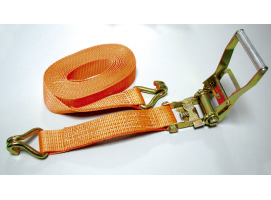 Belt with Tensor and Double Hooks