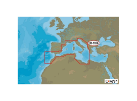 CMAP MAX-N+: Wide, South-West European Coasts