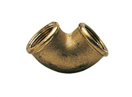 Brass Elbow Reducing Couple Female-Female