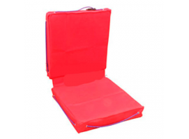 Red Double Buoyant Deck Cushion