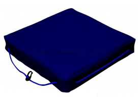 Blue Single Buoyant Deck Cushion