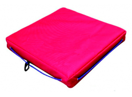 Red Single Buoyant Deck Cushion