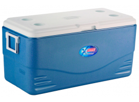 Coleman Portable Cooler 100 QT Xtreme Blue