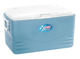 Coleman Portable Cooler 52QT Xtreme Blue