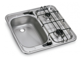 Built-in Hob and Sink Combination HS 2460 Dometic
