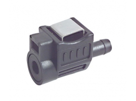 Honda 17650-ZW9-023 Connector