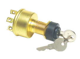 Waterproof Starter Keys 4 Rear