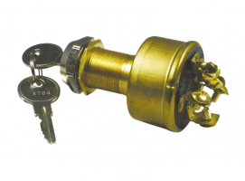 Waterproof Starter Keys 5 Rear