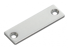 Stainless Steel Counterplate for Magnetic Lock