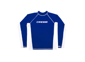 Cressi Rash Guard Long Sleeve Uomo T-shirt