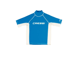Cressi Rash Guard Bambino Blue T-shirt