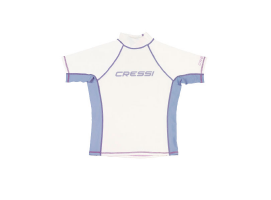 Cressi Rash Guard Donna Lilac T-shirt