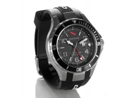 Cressi Submarine Watch traveller dual time