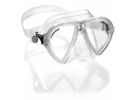 Cressi Transparent Mask Ocean