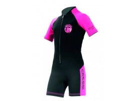 Cressi Monoshort  Little Shark 2 mm Pink